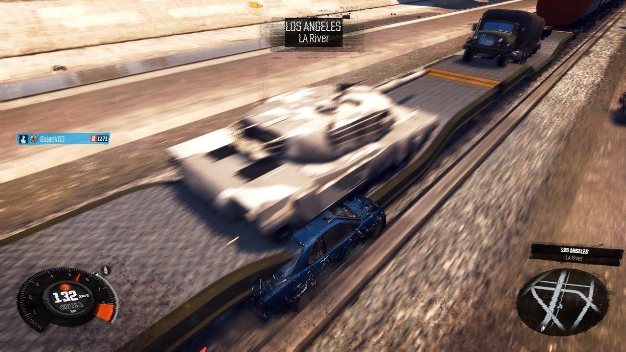 The Crew: Train Carnage