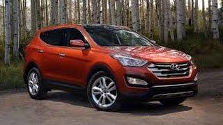 Hyundai Santa Fe тест-драйв / Test Drive