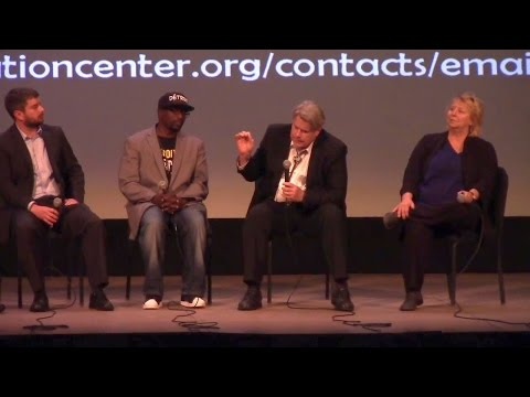 """15 to Life: Kenneth's Story"" movie panel discussion, 10/14/2015"