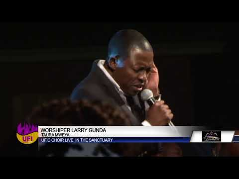 Taura Mweya (Speak Holy Spirit)- UFIC Choir feat Worshiper Larry Gunda