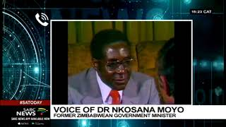 Reflecting on Robert Mugabe's legacy with Dr. Nkosana Moyo