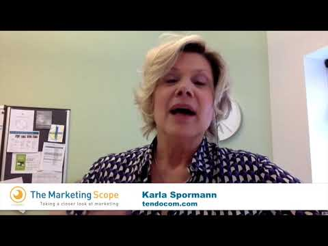 Creating Content for Social Media Event Support with Karla Spormann Ep  72