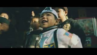 YouTube動画:DJ KEN KANEKO『ウエニイコウ feat. SHINGO★西成 & JAGGLA』OFFICIAL MUSIC VIDEO