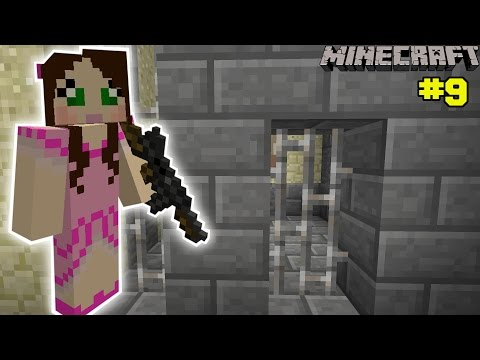 Minecraft: ULTIMATE PRISON ESCAPE MISSION – The Crafting Dead [9]