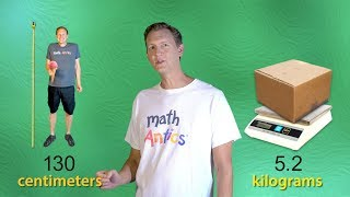 Math Antics - Intro to the Metric System