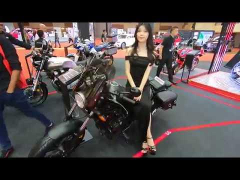2019 Malaysia Autoshow Bikes Honda Cb650r Cbr650r Launched