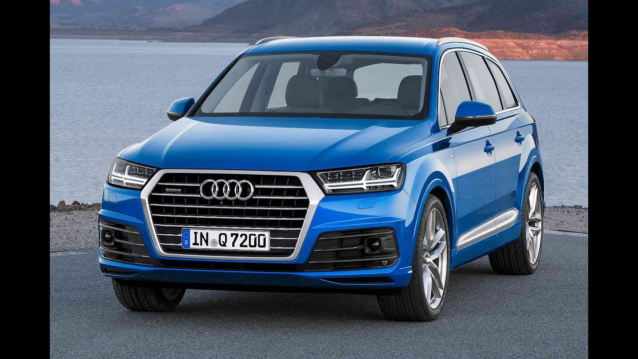 the all new 2015 audi q7 - official uk launch - youtube