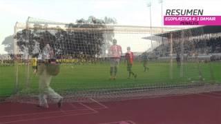 Copa Morelos Tecate 2015 EGOPLÁSTICA 4-1 DAMAIR - Penaltis Semifinal
