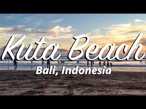 Giant Kuta Beach Waves! | Denpasar | Bali | Indonesia