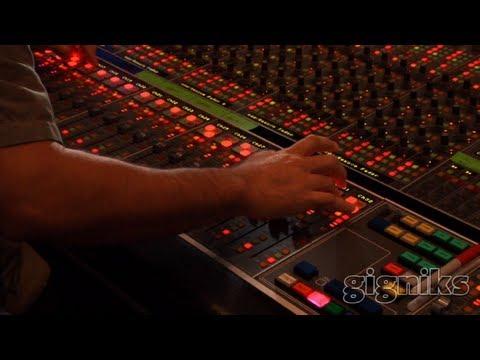 Re-recording Mixer (Sony Pictures)