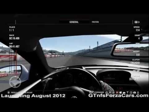 FM 4 Motegi Oval 2010 BMW M6 Coupe