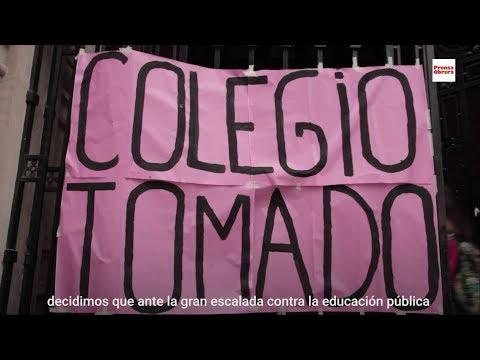 Más colegios tomados contra la reforma educativa macrista // Nacional Buenos Aires