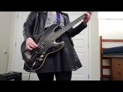 Mindless Self Indulgence - Bed of Roses (Bass Cover)