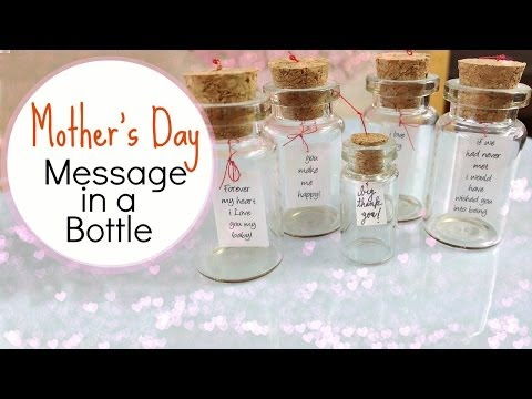 DIY Message in a Bottle | by Michele Baratta