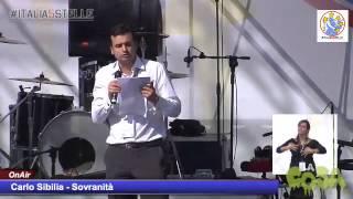 #ITALIA5STELLE   LE BANCHE UCCIDONO LA NOSTRA DIGNITÀ   Carlo Sibilia INTEGRALE