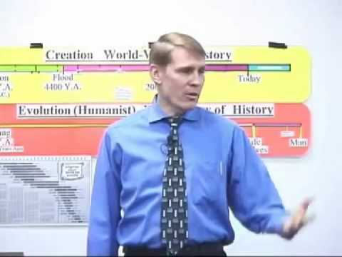Time, space and matter - Kent Hovind