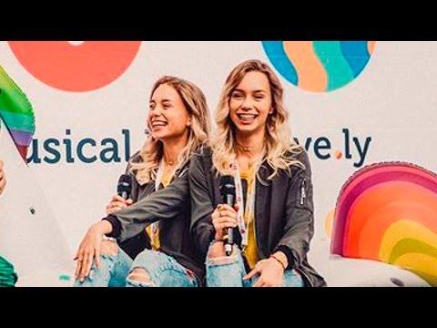 Wie man LISA AND LENA UNTERSCHEIDEN KANN! - Interview