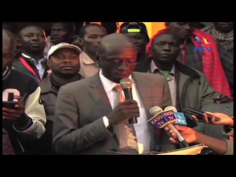 Incumbent Samuel Chepkonga beats opponent in repeat primary in Munyaka