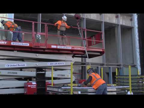 McCormick Place Events Center Installation October 14