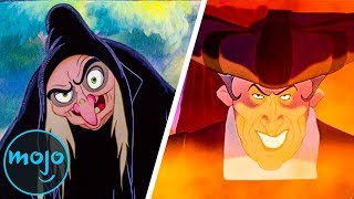Top 10 Scariest Cartoon Movie Villains