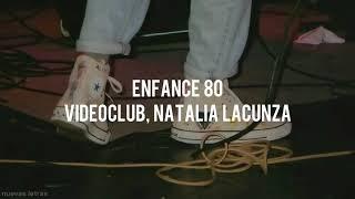 Enfance 80 - Videoclub, Natalia Lacunza