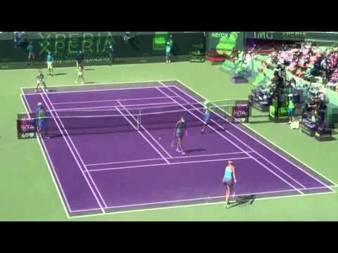 Sony Open Tennis 2013: Errani Vs Sharapova