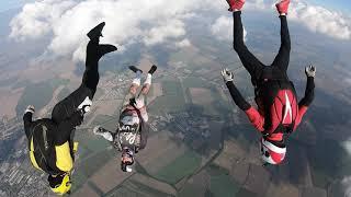 Skills Camp vol.3 – Skydiving