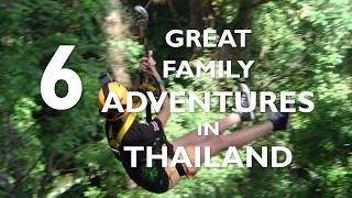 Thailand Tourism - Best of Family Attractions