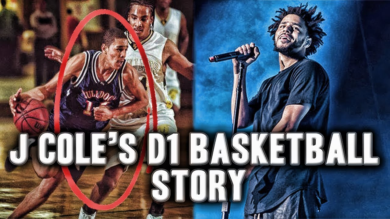 Just how good is J. Cole at basketball?