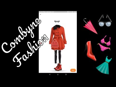 💍💅👙👔👢👠💄👡 Combyne Virtual Outfit Live stream 👜👚👗👒👓👞👛👖