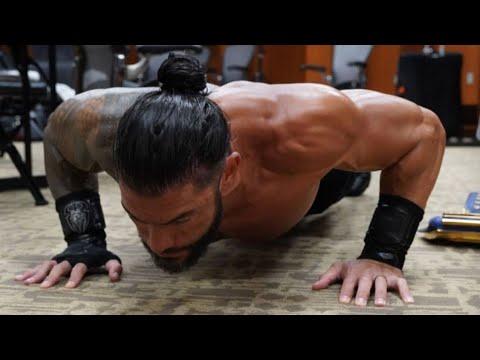 WWE ROMAN REIGNS WORKOUT MOTIVATION