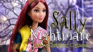 DIY - How to Make:  Sally | The Nightmare Before Christmas Costume