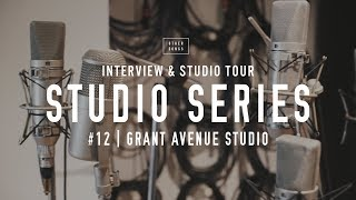 Studio Tours: Grant Avenue Studio - (How to build a home studio in 2019)
