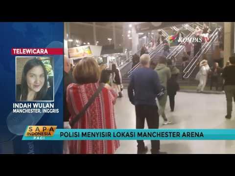 Saksi Mata Dengar Letusan di Konser Ariana Grande Mp3