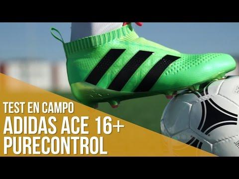 Adidas Ace 16+ PureControl: Test En Campo