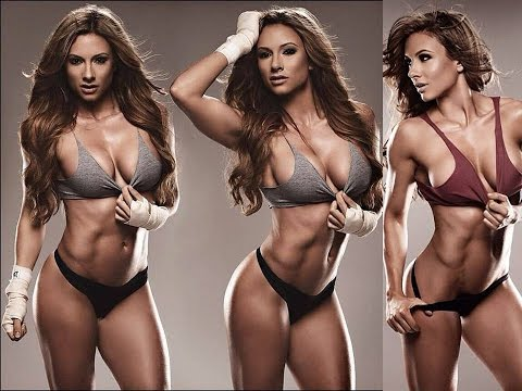 Paige Hathaway Gym Workout Routines - Female Fitness