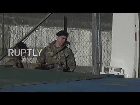 UK: WWII bomb discovery forces closure of London City Airport
