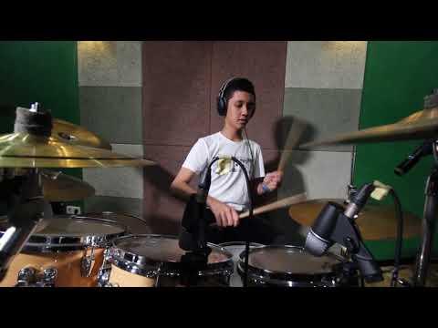 Gabriel Ernest - Sang Penghibur Drum Cover Bali Rudiment Drum Course