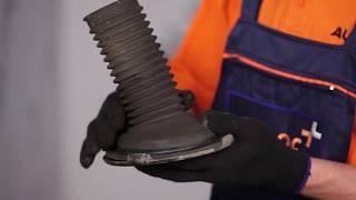 How to replace Gasket set brake caliper on TOYOTA RAV 4 II (CLA2_, XA2_, ZCA2_, ACA2_) - video tutorial