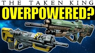 Destiny: Are Pulse Rifles OVERPOWERED? | The Dominant Gun-Type for Trials & Iron Banner