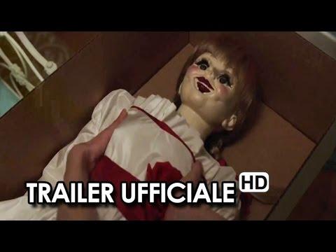 Annabelle Trailer Italiano Ufficiale (2014)