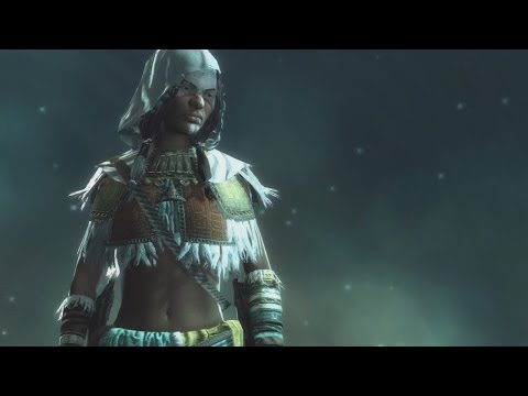 Assassin's Creed 4 - Templar Hunt 1 - Opia Apito Walkthrough