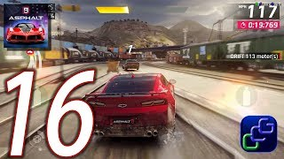 ASPHALT 9 Legend Android iOS Walkthrough   Part 16   Career Chapter 2 Ultimate Muscle