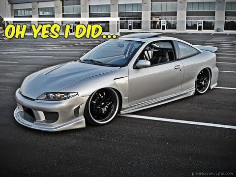Watch This BEFORE You Buy A 3rd Gen Chevy Cavalier Z24 (1995-2005)