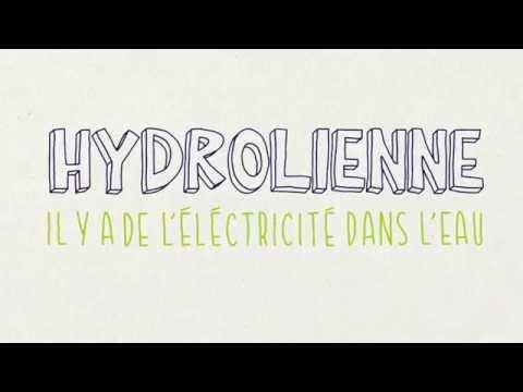 Vidéo Vidéo explicative SUEZ - L'hydrolienne