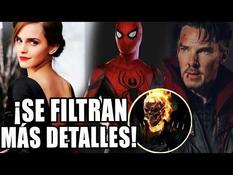 ¡UN VENGADOR ES UN MUTANTE! Thor Love and Thunder y Spider-Man 3: Emma Watson y Henry Cavill