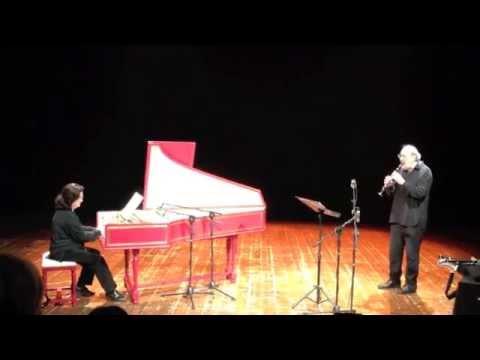 Duo Trovesi/Porfido + Minafra @ Wanda Landowska Festival 2014
