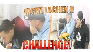 TRY NOT TO LAUGH!#2  MIT BARID & ALEXANDER STRAUB ! + BESTRAFUNG