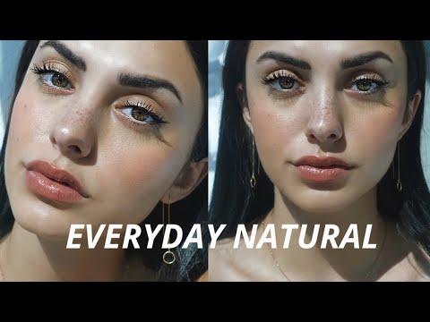 EVERYDAY NATURAL MAKEUP    Joanna Marie