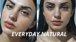 EVERYDAY NATURAL MAKEUP  | Joanna Marie